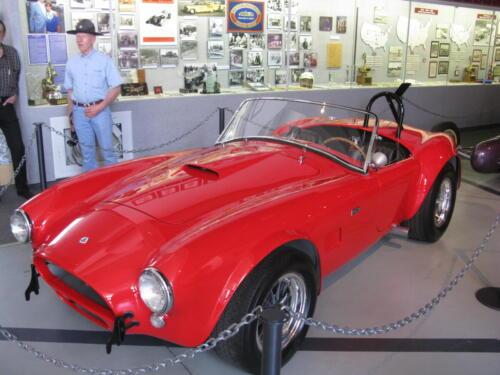289 - NHRA Museum - Pomona CA