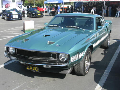 GT500 - NHRA Museum - Pomona CA