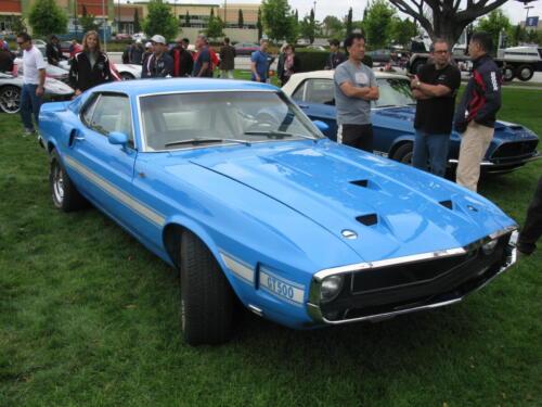 GT500 - San Jose Mercury News- San Jose CA