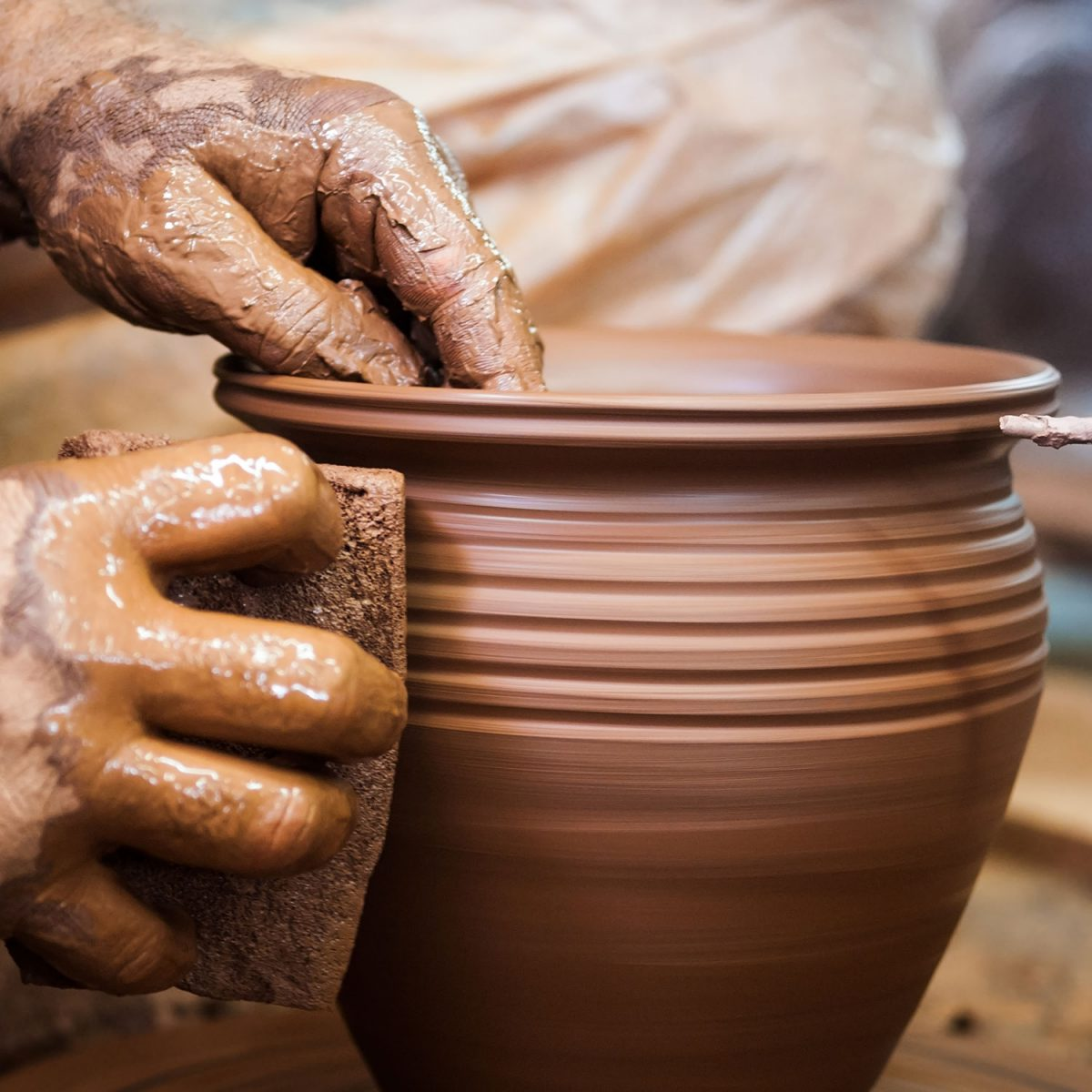 Pottery and Art Industries
