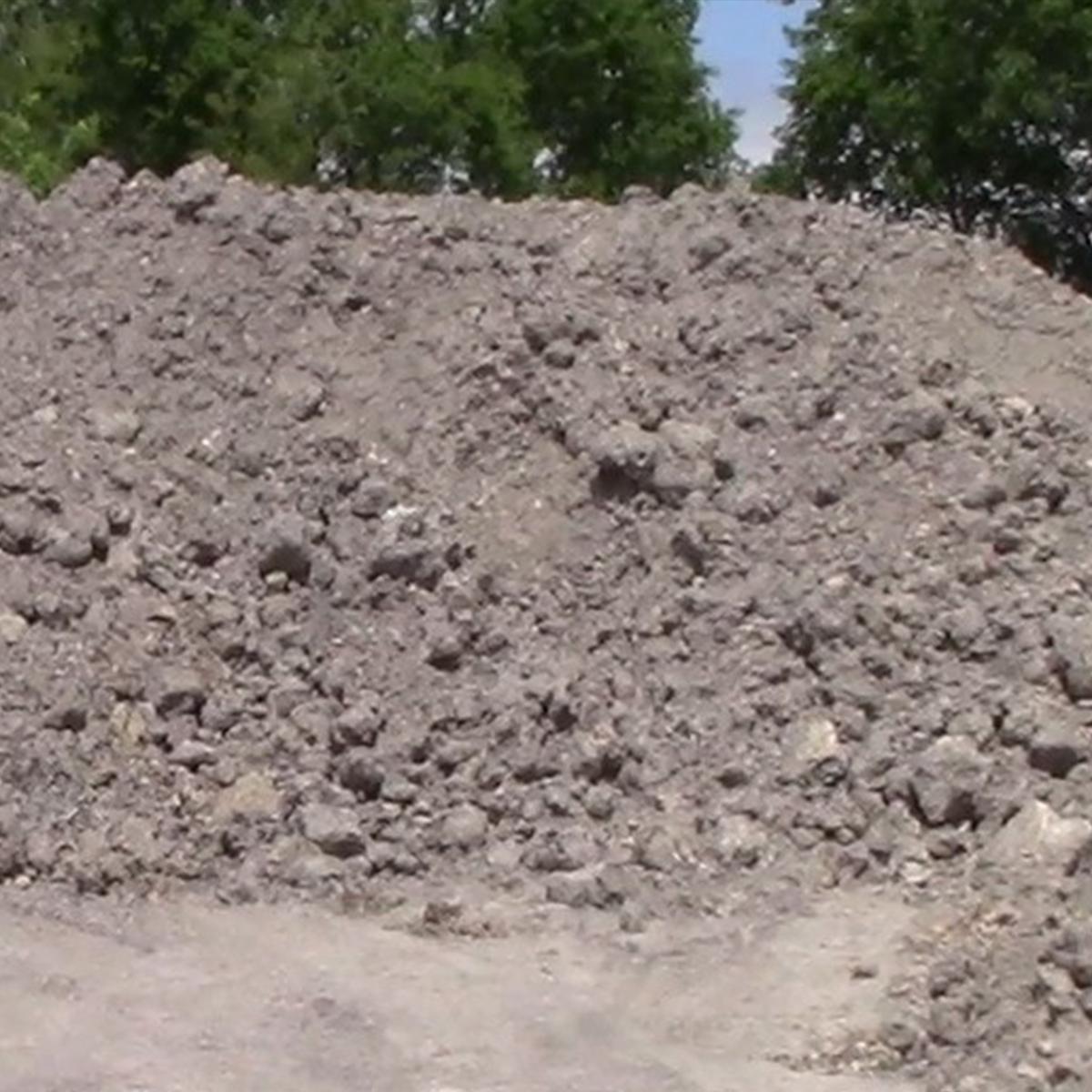 Raw No 2 Missouri Flint Clay