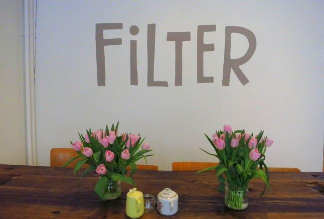 Filter Coffee Amsterdam