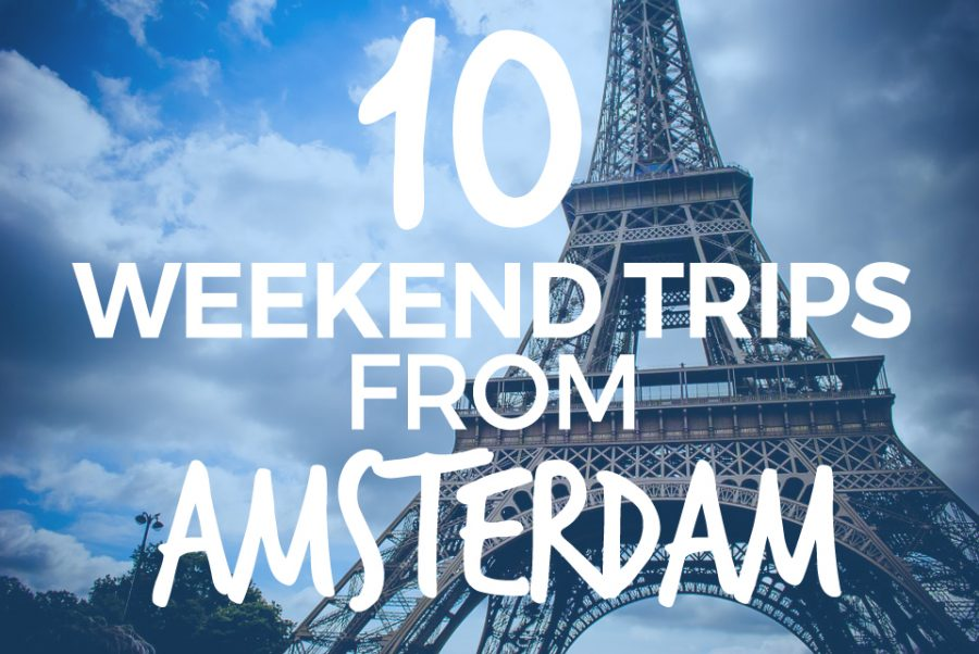 Let's get inspired for a weekend escape from Amsterdam! We've included some of our favorite sights and also some terrific city blogs and websites to explore for more hotspot tips and local information.