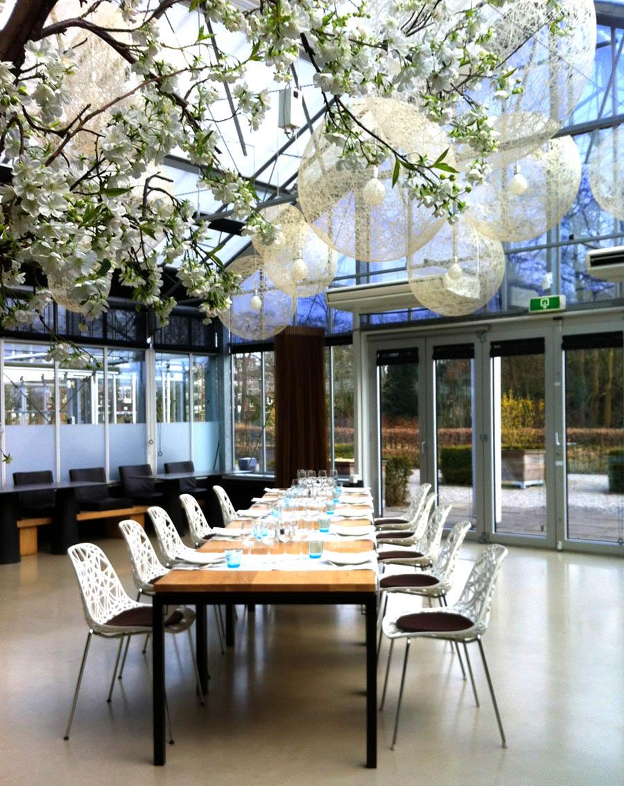 Amsterdam Restaurants For Large Groups