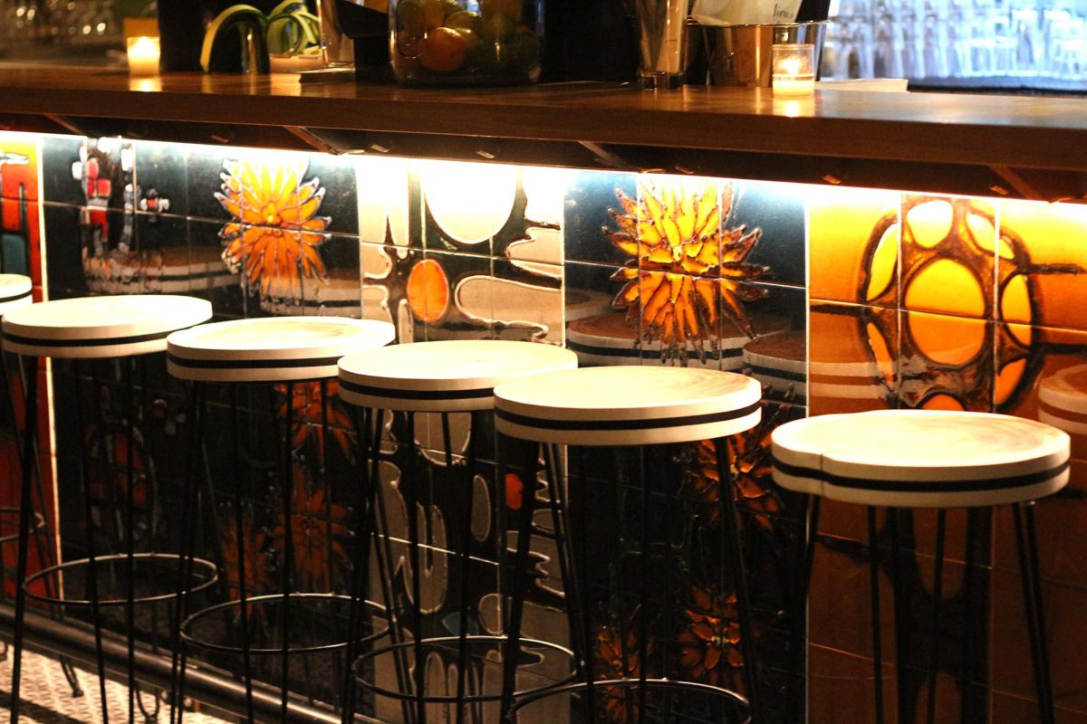 Feeling like a fiesta? Pop into Escobar for Spanish inspired food in a cool setting in de Pijp. - awesomeamsterdam.com