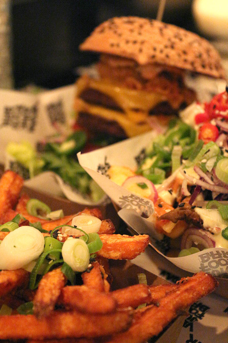 Vegan Junk Food Bar - vegetarian restaurants in Amsterdam