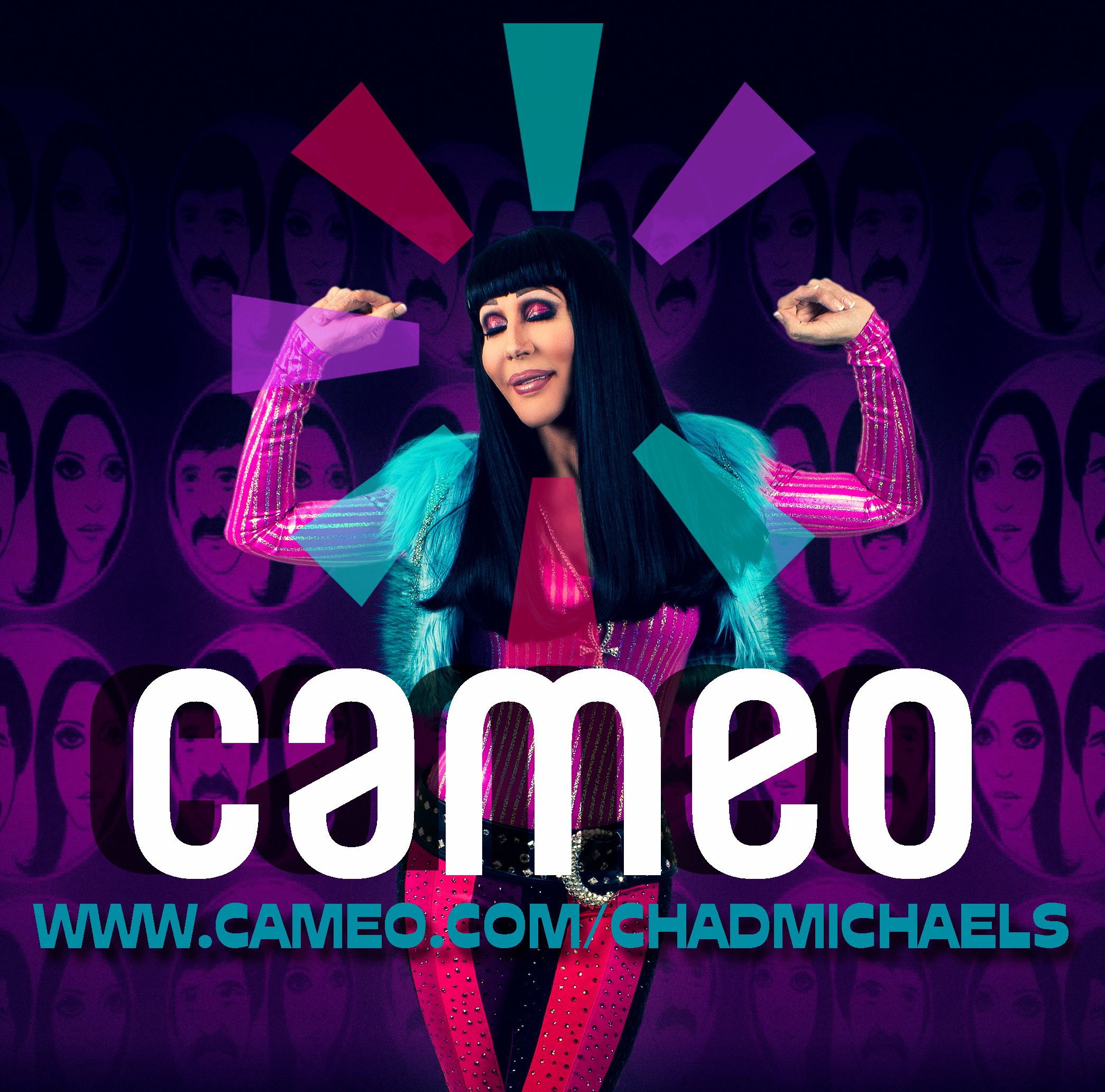 Book Chad Michaels On Cameo