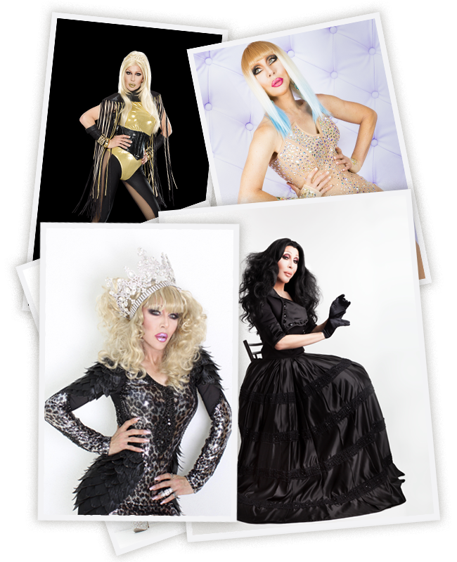 Book Chad Michaels