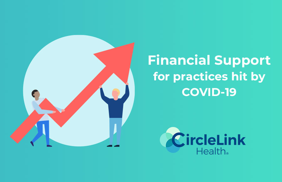 Financial Support for Practices Hit by COVID-19