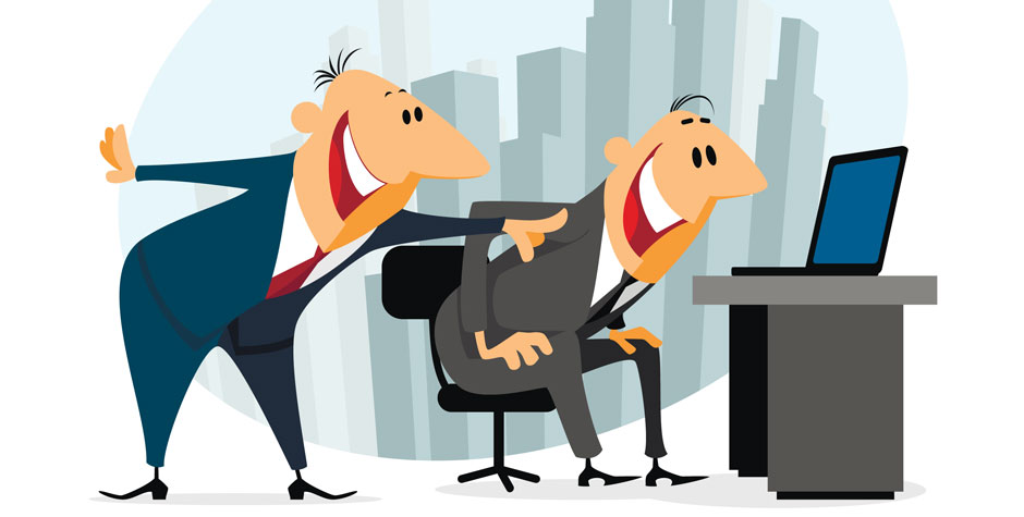 Three Ways Humor Reduces Workplace Stress