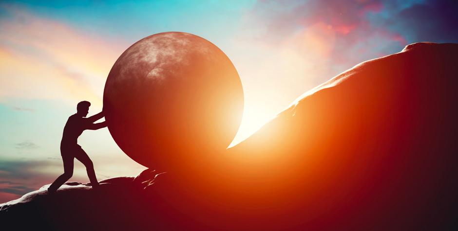 Channel Your Inner Sisyphus