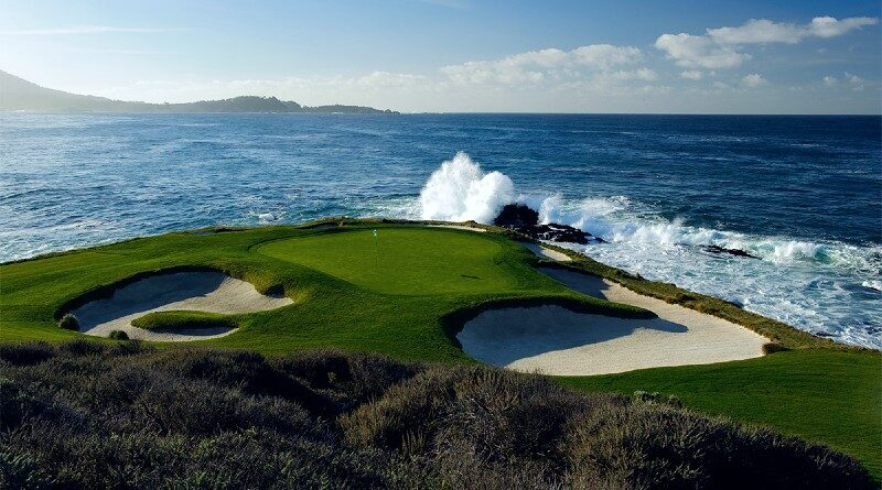 Golf Destination: Monterey, California