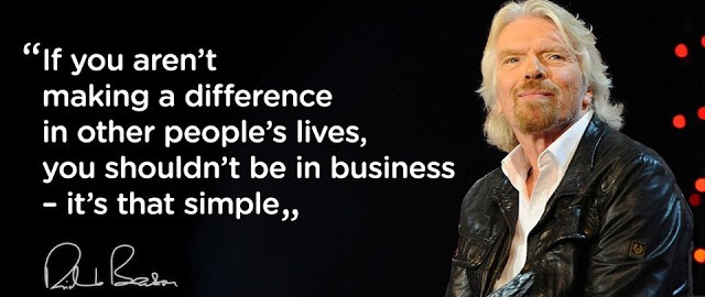 Richard Branson- WinningTakesPractice.com