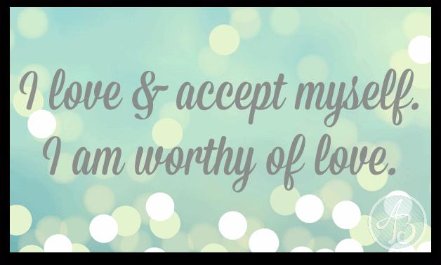 love-accept-self