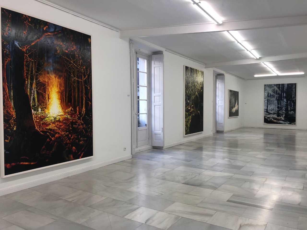 Hidden Art Galleries and Artists Studio