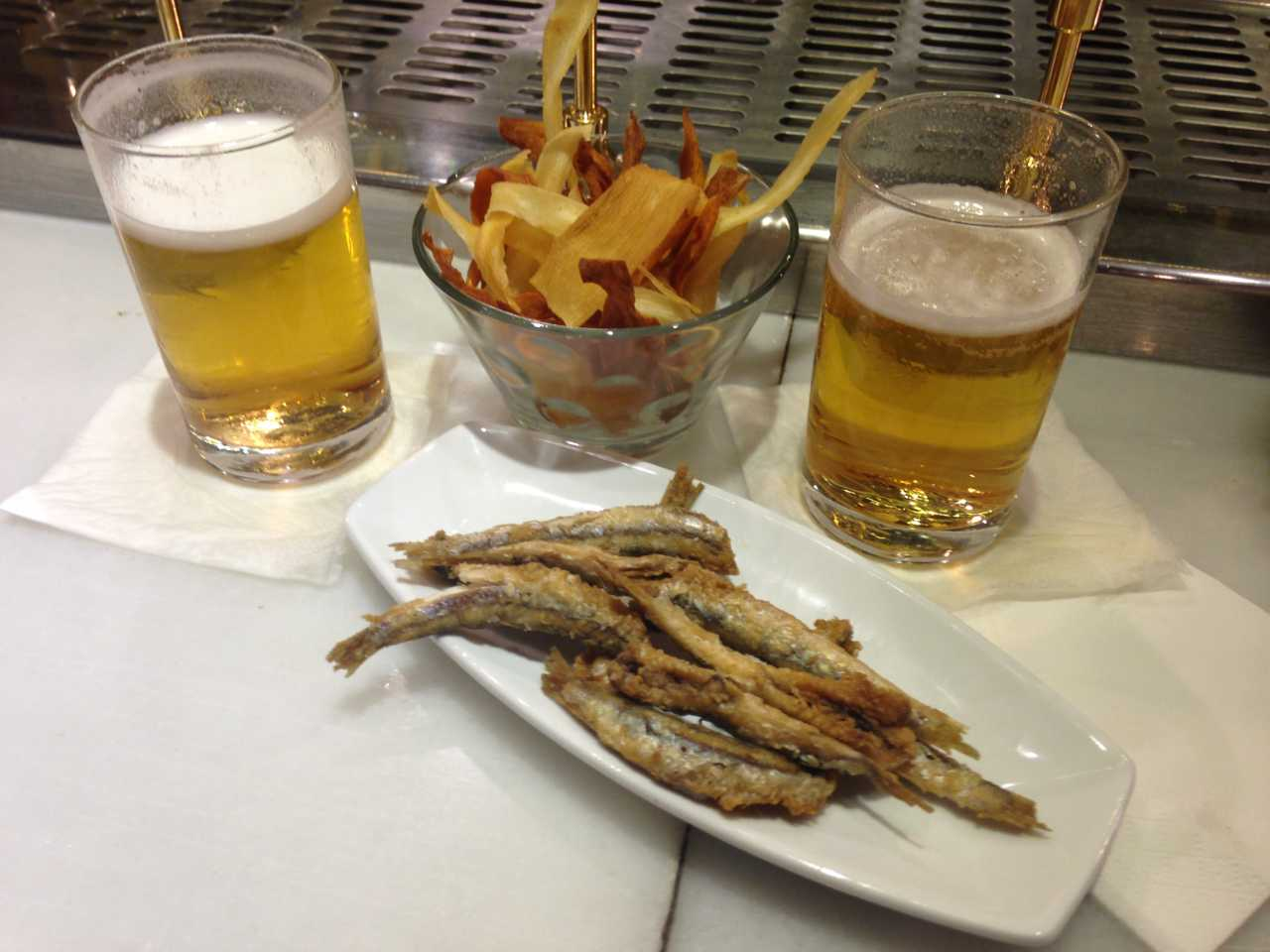 Old Town Madrid and Tapas
