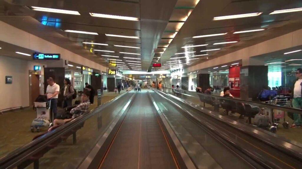 Singapore Changi Airport Webcams