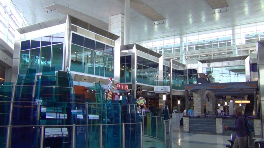 Dallas-Fort Worth International Airport Webcams