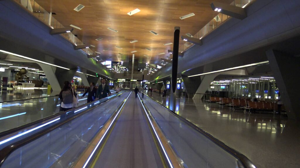 Doha International Airport Webcams