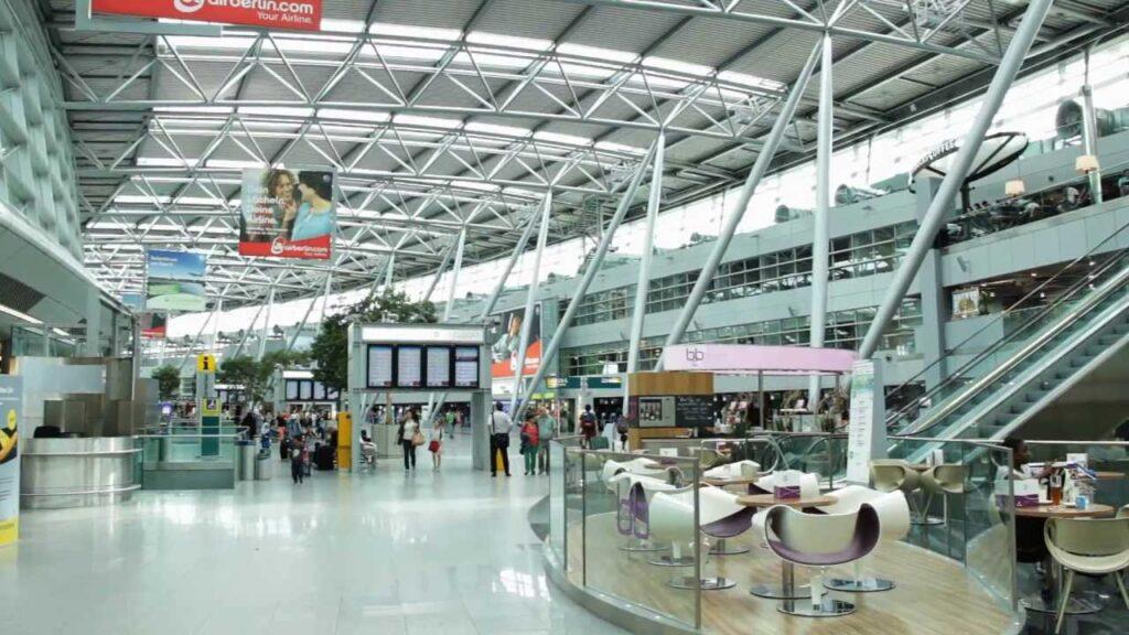 Dusseldorf Airport Webcams