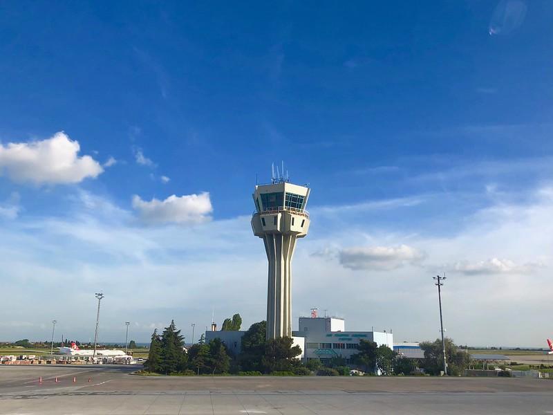 Atatürk International Airport Webcams