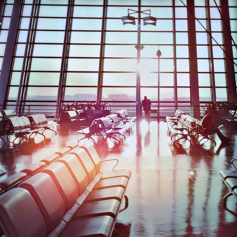 Shanghai Pudong International Airport Webcams