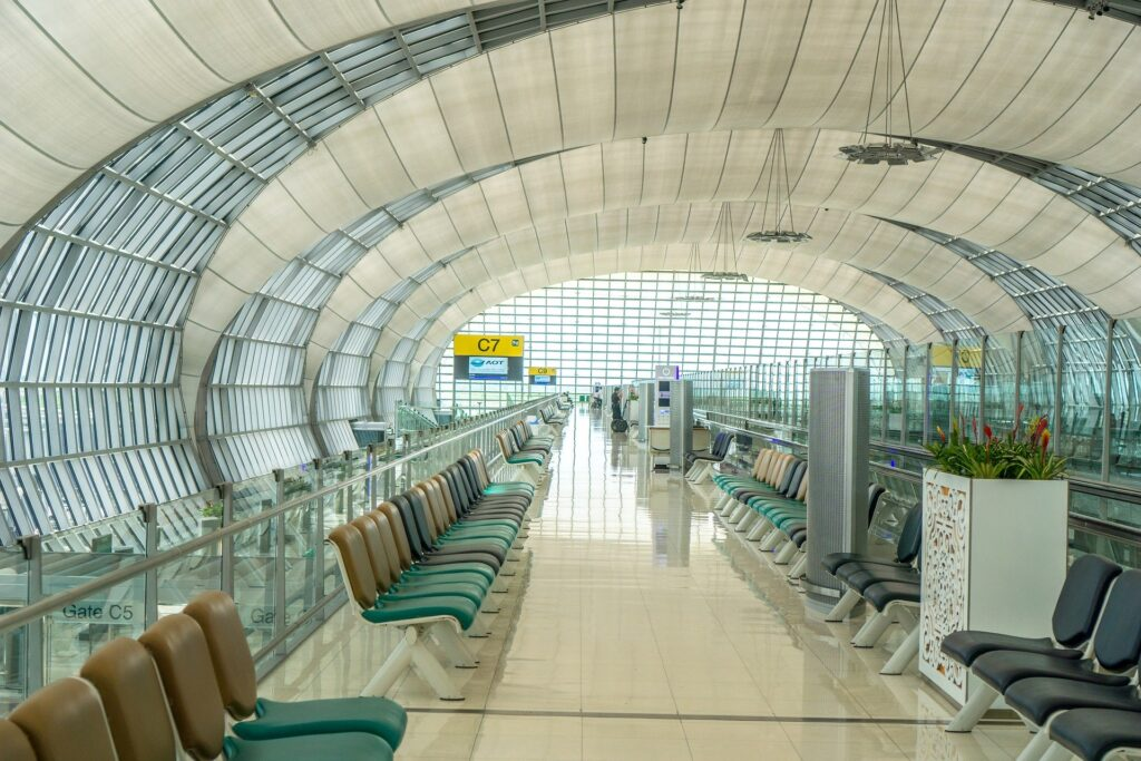 Suvarnabhumi Airport Webcams