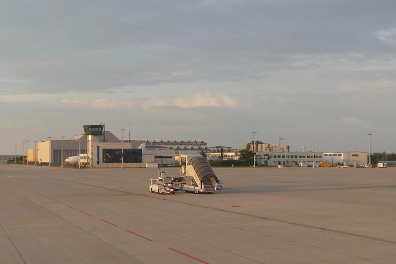 Dresden International Airport Webcams