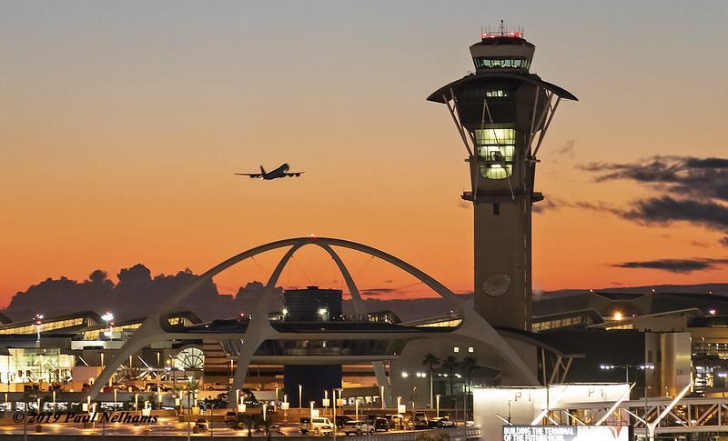 Los Angeles International Airport Webcam