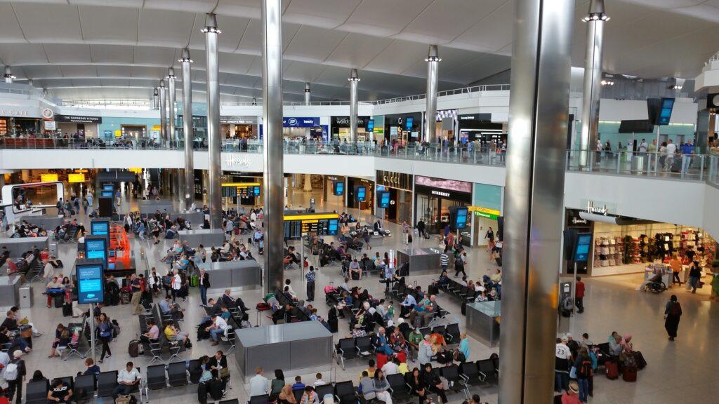 London Heathrow Airport Webcams