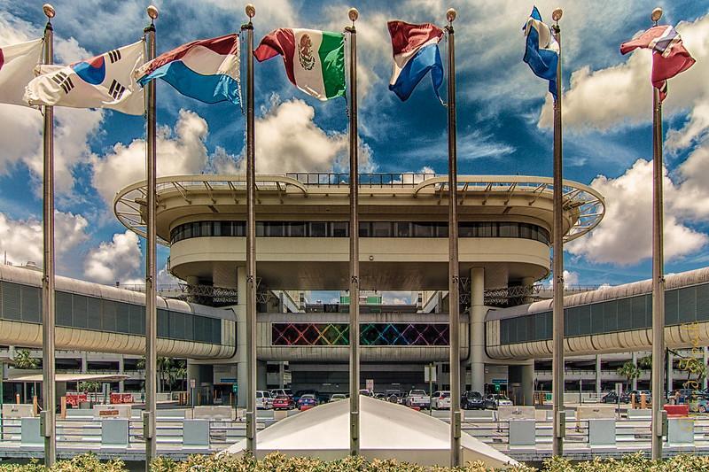 Miami International Airport Webcams