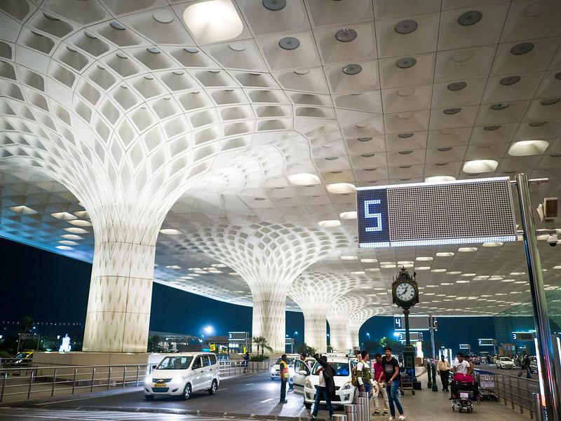 Mumbai Chhatrapati Shivaji International Airport Webcams