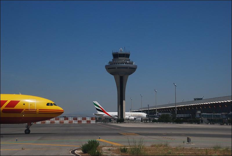 Adolfo Suárez Madrid-Barajas Airport Webcams