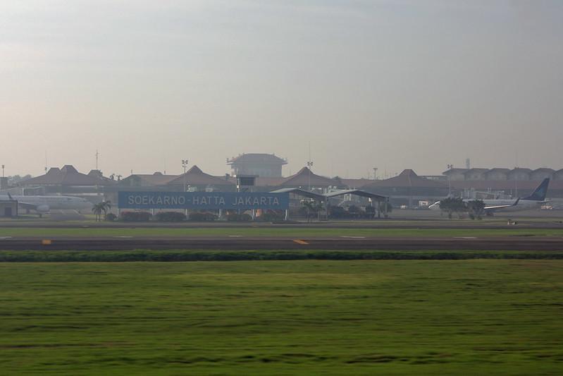Soekarno-Hatta International Airport Webcams