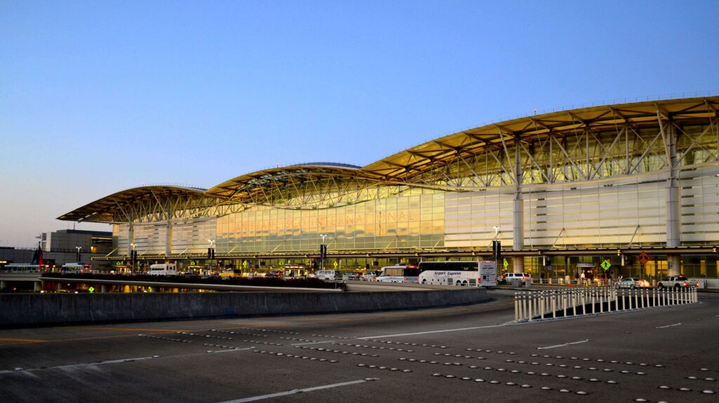 San Francisco International Airport Webcams