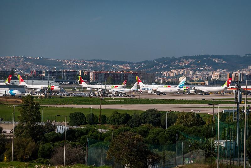 Lisbon Airport Webcams