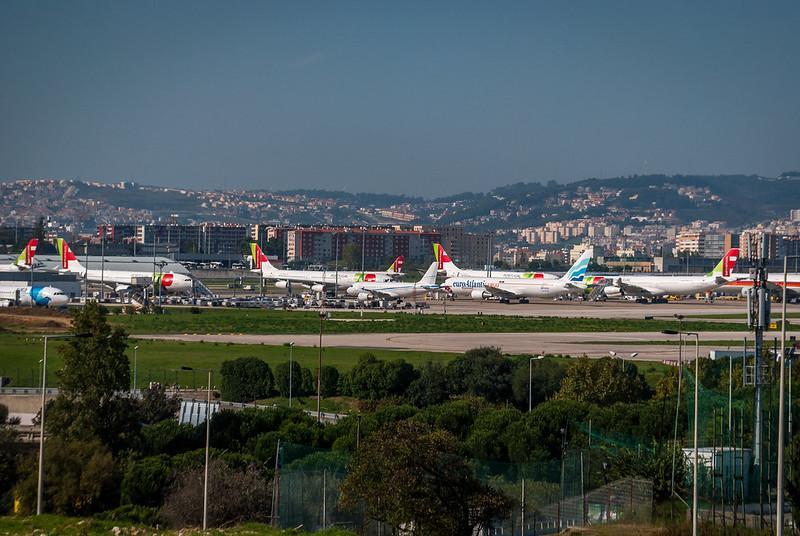 Lisbon Airport Webcams