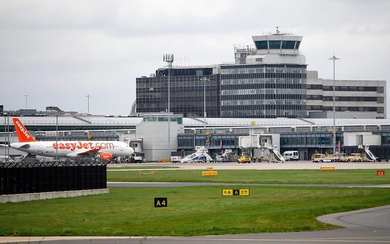 Manchester Airport Webcams