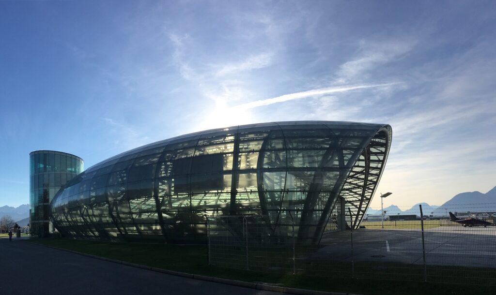 Salzburg Airport Webcams