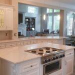 Renovated Kitchen with Calcutta Quartz