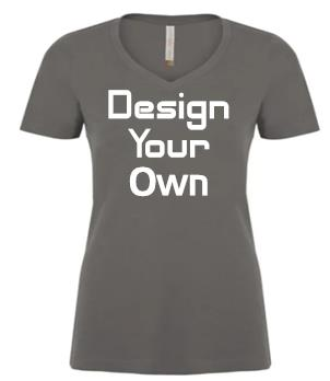 Custom Ladies V-Neck