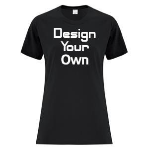 Custom Ladies Tshirt