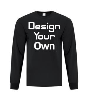 Custom Long Sleeve