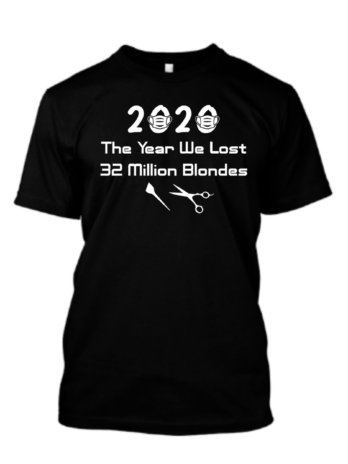 2020 The Year We Lost 32 Million Blondes