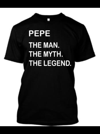 Pepe The Man