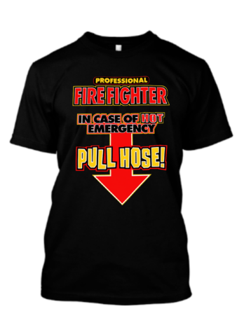 Professional Fire Fighter