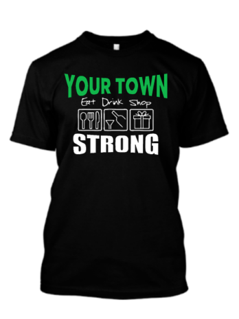 Custom Your Town Strong