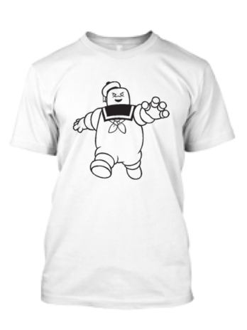 State Puff Marshmallow Man