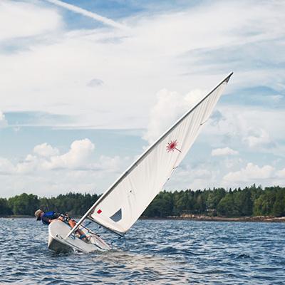 DINGHY Sailing II