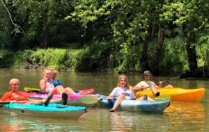 Family Floating Fun